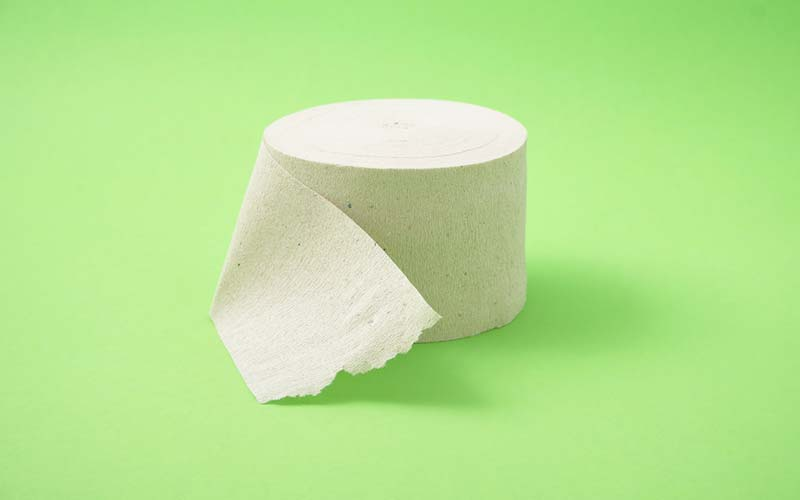 eco-friendly flushable wipes